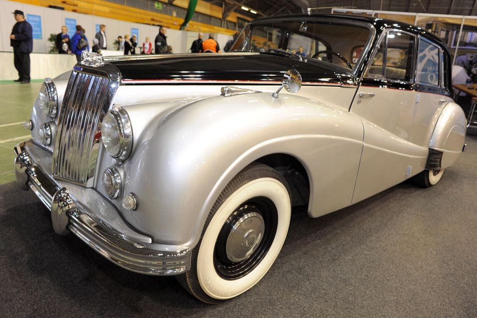 Classic Motorshow 2012, Armstrong Siddeley Sapphire 346 1953