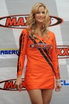 Maxxis FIM Enduro World Championship 2012 Finland, Maxxis hostess