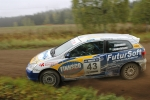 Jani Salomaa, Honda Civic, Finnsco-Ralli 2006