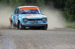 Lahti Historic Rally 2012 EK4, Pasi Koskinen, Ford Escort 1300 GT