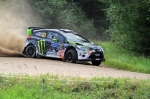 Neste Oil Rally 2012 EK 4 Urria, Ken Block, Ford Fiesta RS WRC
