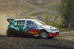 Jan Kopecky, Skoda Fabia WRC, Neste Oil Rally 2006