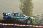 Marcus Grönholm, Ford Focus WRC, Neste Oil Rally 2006