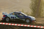 Manfred Stohl, Peugeot 307 WRC, Neste Oil Rally 2006