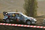Kosti Katajamäki, Ford Focus WRC, Neste Oil Rally 2006
