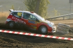 Kris Meeke, Citroen C2, Neste Oil Rally 2006