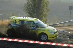 Per-Gunnar Andersson, Suzuki Swift, Neste Oil Rally 2006