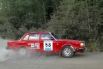 William Andersson, Volvo 244, Pirelli Rally 2006