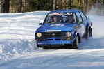 ValUA III Talviralli, Tuomo Wirman, Ford Escort RS 2000, EK2